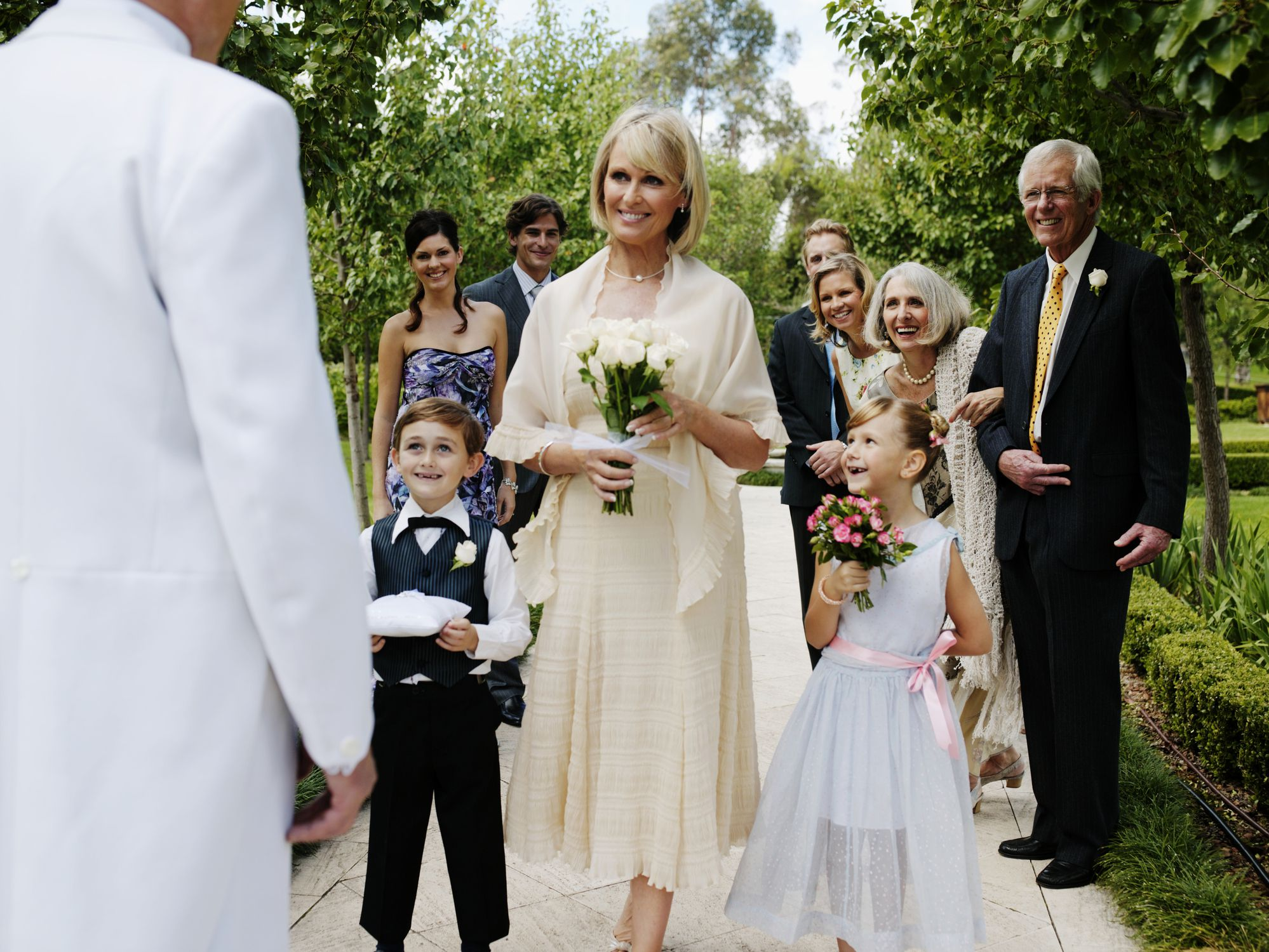 What is the Job of a Ring Bearer