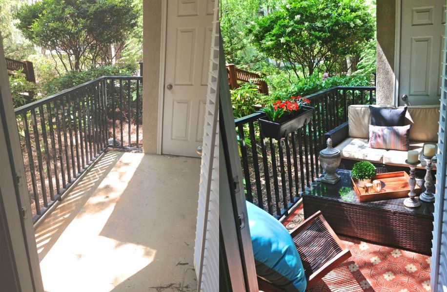 How to Make the Most of Your Small Apartment Balcony