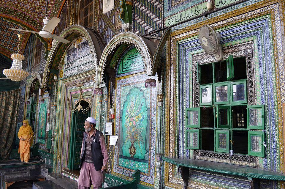 Shah Hamdan Mosque, Srinagar.