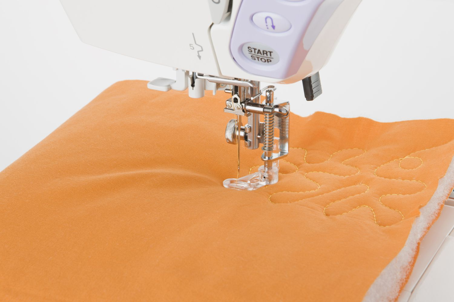 Use a Quilter's Knot to Secure Hand Quilting Stitches : the quilting needle - Adamdwight.com