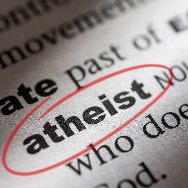 Atheist Dictionary