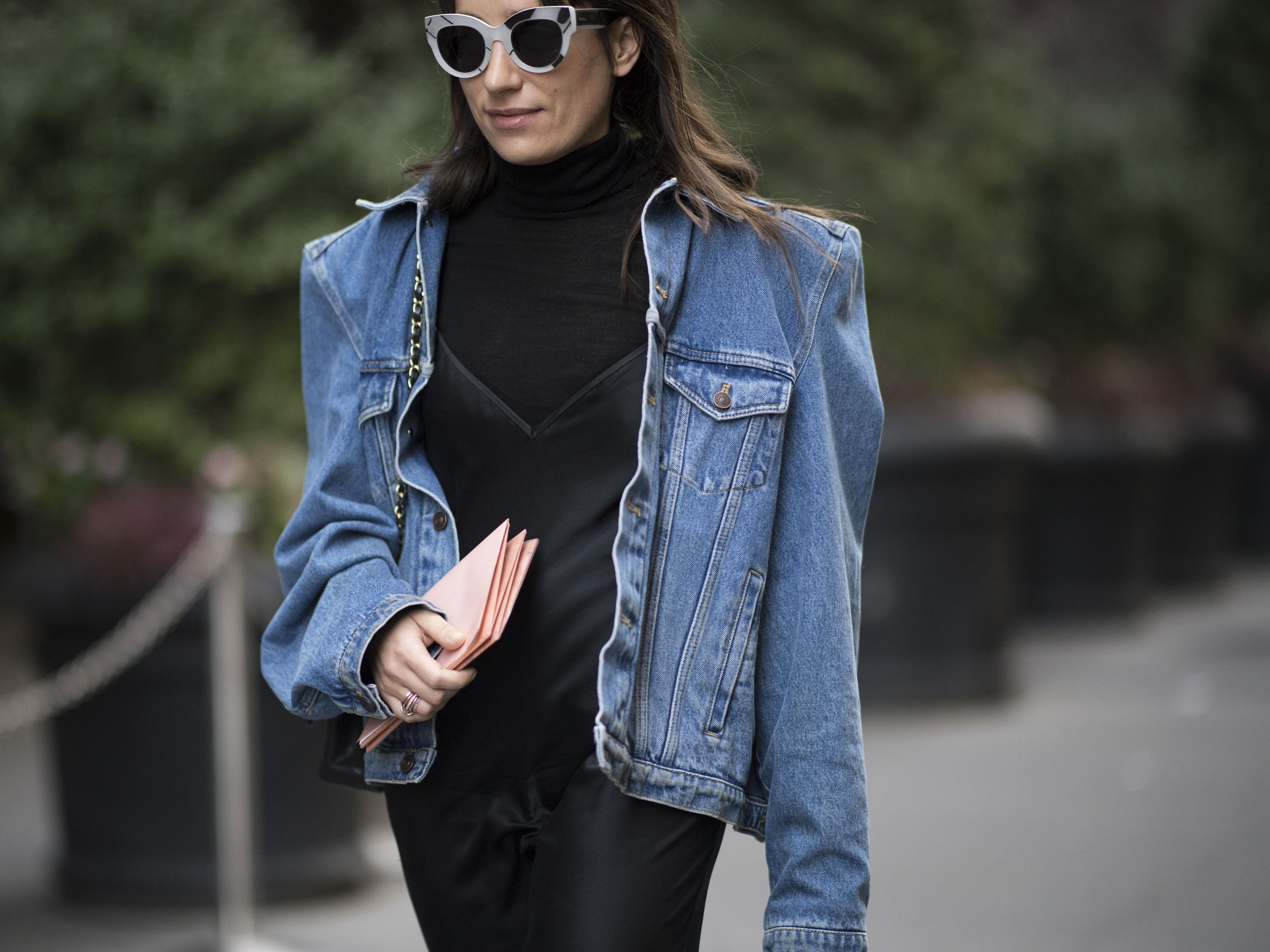 Style Tips - How to Wear a Denim Jacket