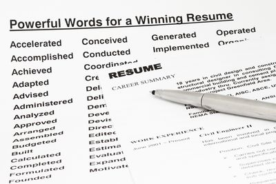 Power Words to Use in Your Resume