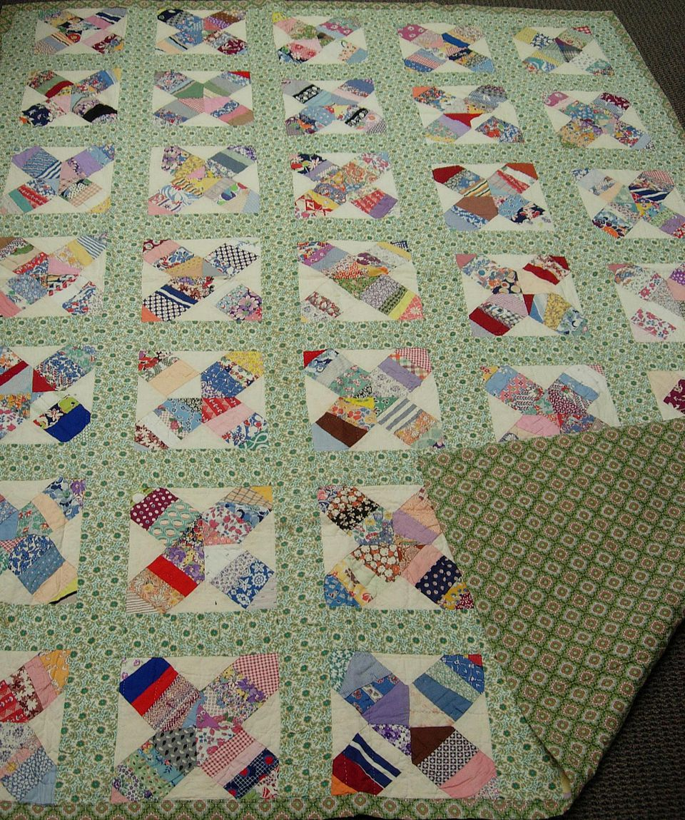 Preserving Antique Quilts - Ways to Store and Clean : cleaning antique quilts - Adamdwight.com