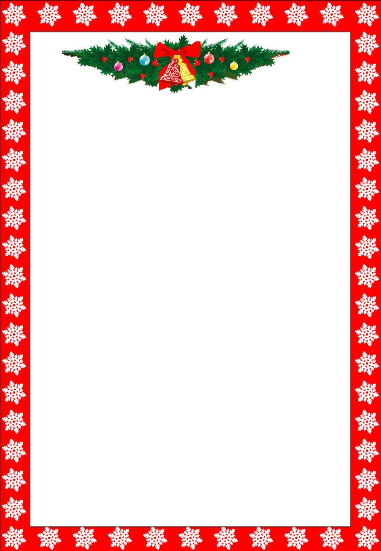 487 free christmas borders and frames jeuxipadfo Gallery
