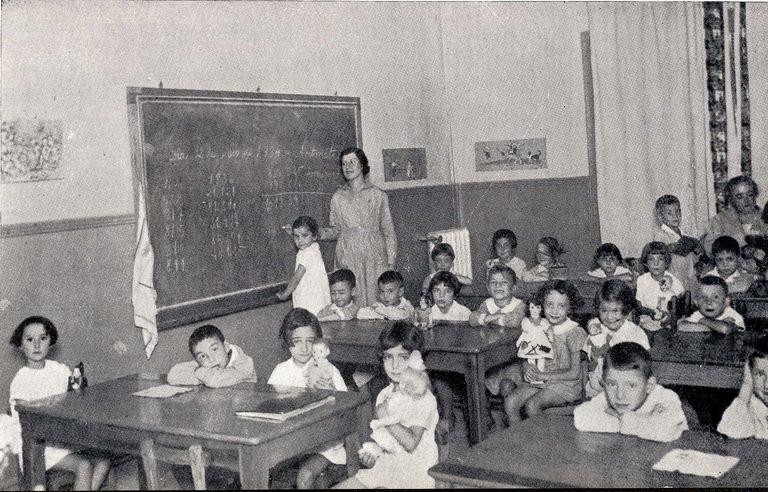 Fundacion Cesareo del Cerro. Foto histórica del documental 'Las maestras de la República'