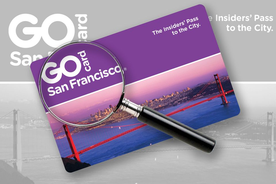 Let's Take a Look at the GO Card for San Francisco