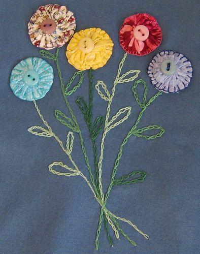 flower yoyos