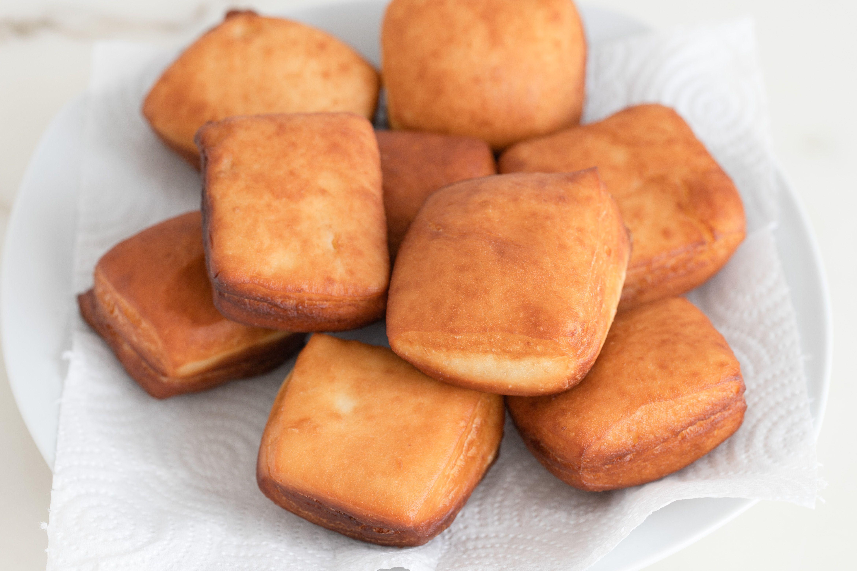 German Fastnacht Deep Fried Doughnuts Recipe