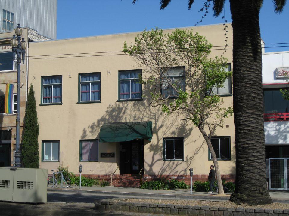 Club Eros, in the Castro District