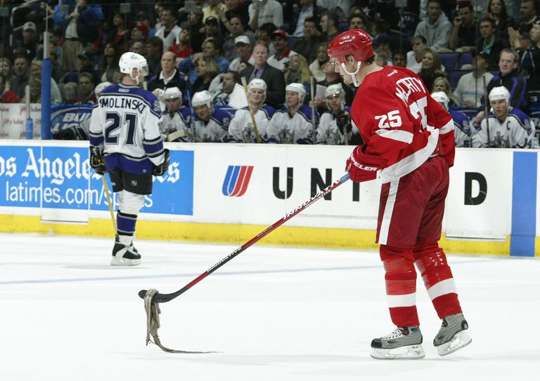 Red Wings and Octopus