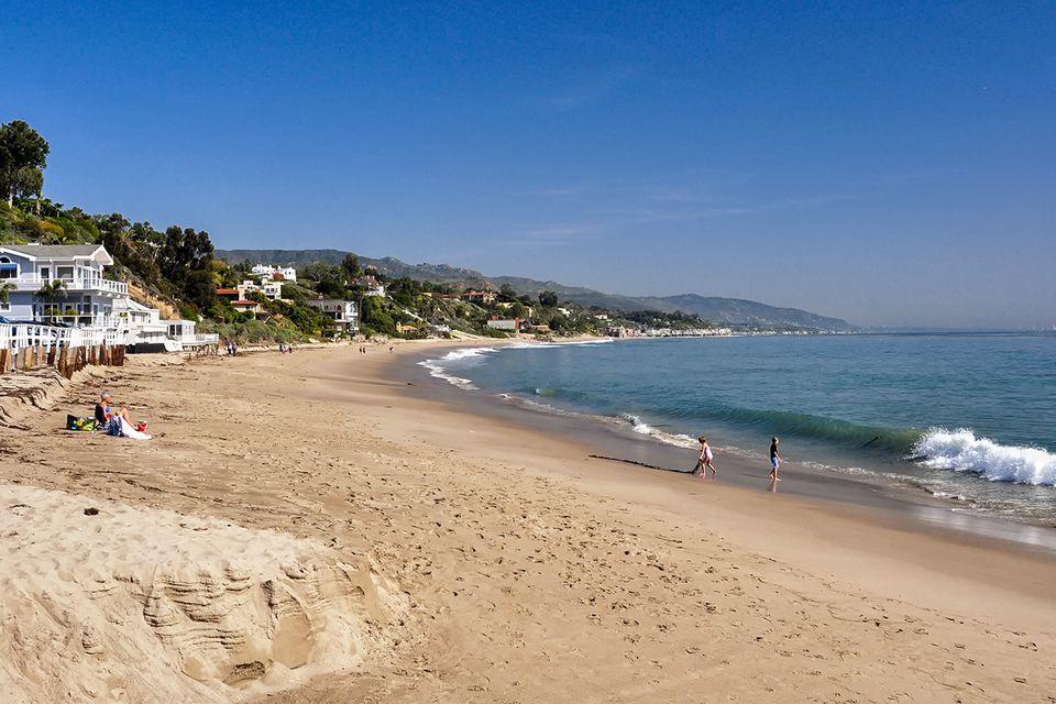 The Malibu Coastline