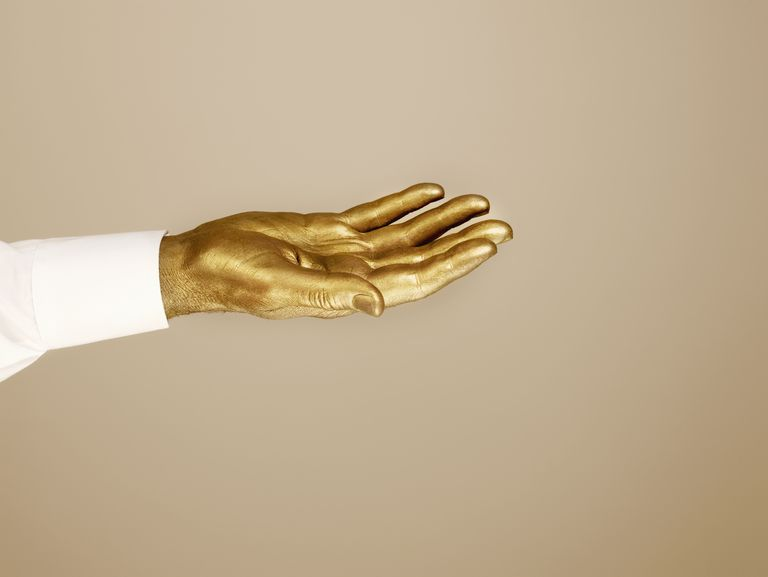 I got You've Got the Midas Touch. Gold Facts Quiz