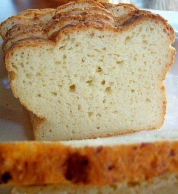 Gluten Free Cottage Cheese Bread Recipe