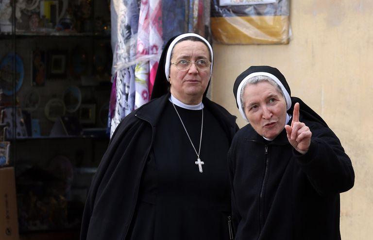 Monastic Orders