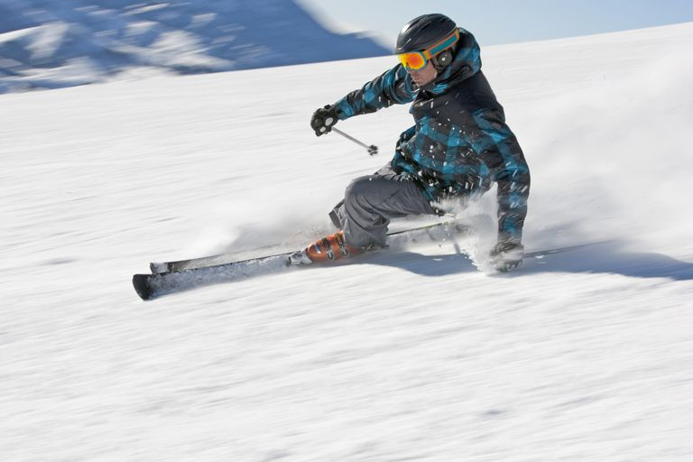 One of the most common questions asked about downhill skiing is how fast skiers go