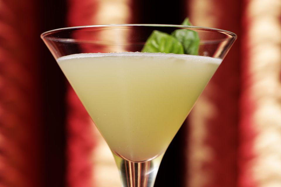 Barbary Coast Cocktail