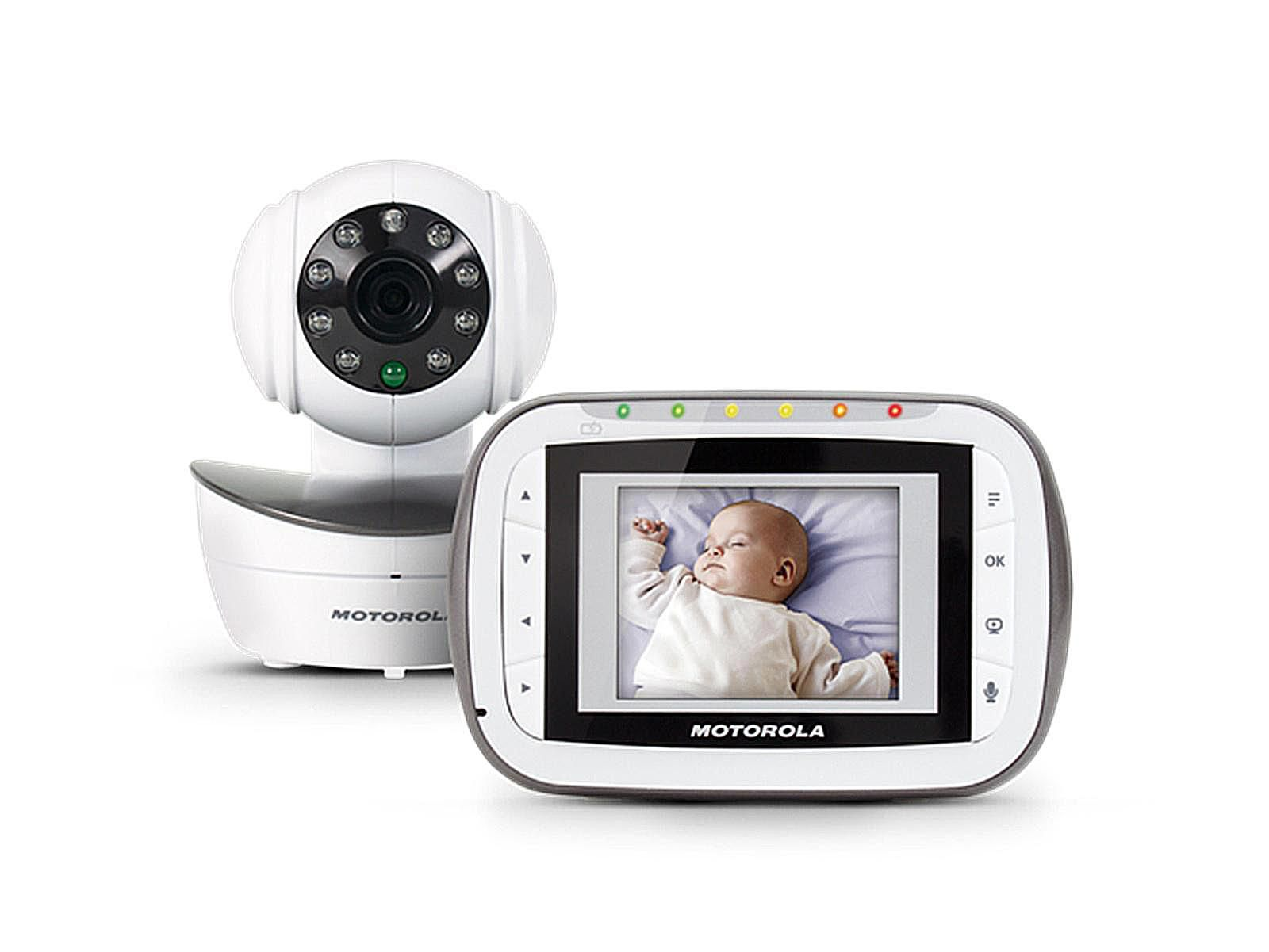 Motorola Mbp41 Remote Wireless Baby Monitor Review