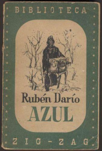 Azul..., de Rubén Darío