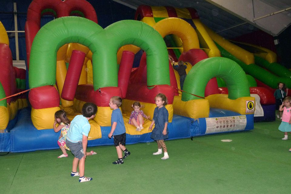 Where To Have a Childs Birthday Party in St Louis