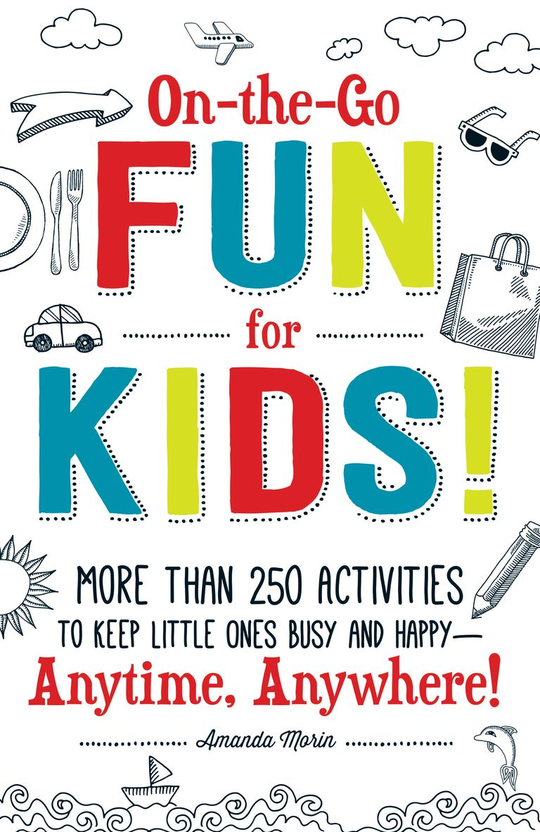 On-the-Go Fun for Kids book by Amanda Morin