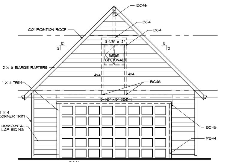 9 free plans for building a garage for 24x40 garage plans