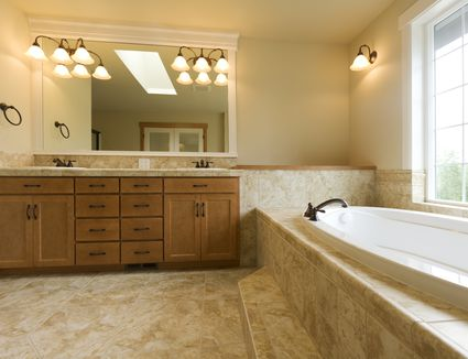 Here's an Overview of How to Install Your own Bathroom Vanity. Bathroom  Sinks