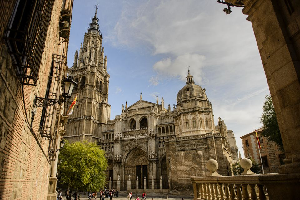 See Toledo cathedral on a day trip from Madrid