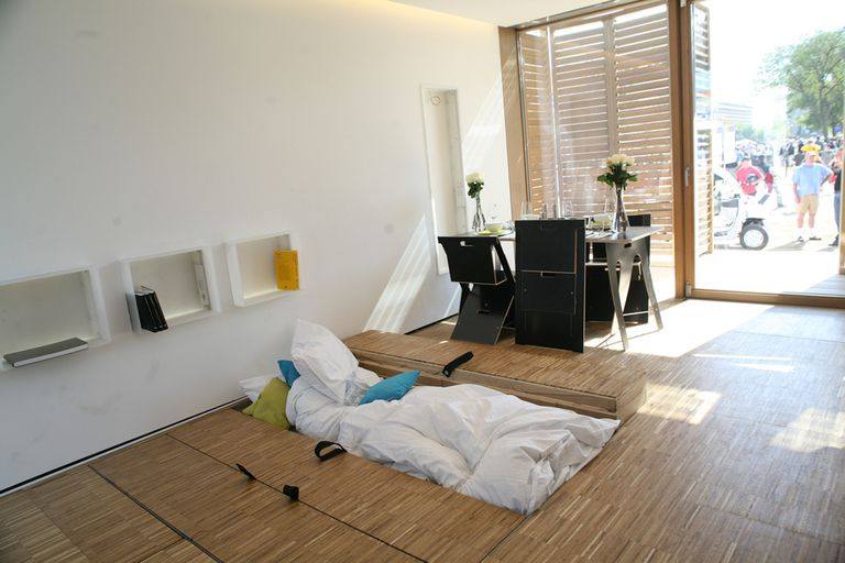 home design flooring. Designed by students from the Technishe Universitat Darmstadt Top 10 Trends In Home Design
