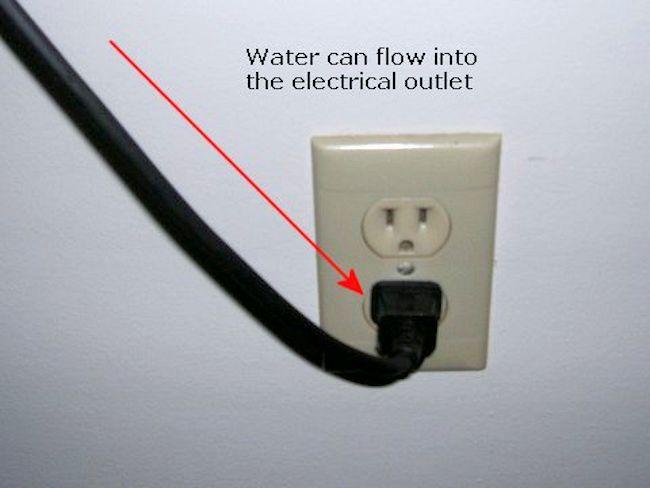Dangerous Outlet
