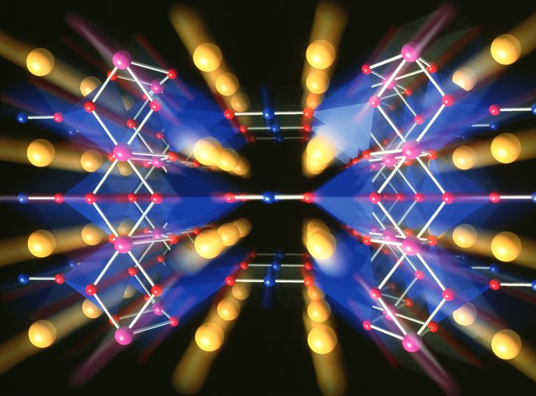 YBCO is a high-temperature superconductor that might be a room-temperature superconductor under the right conditions.