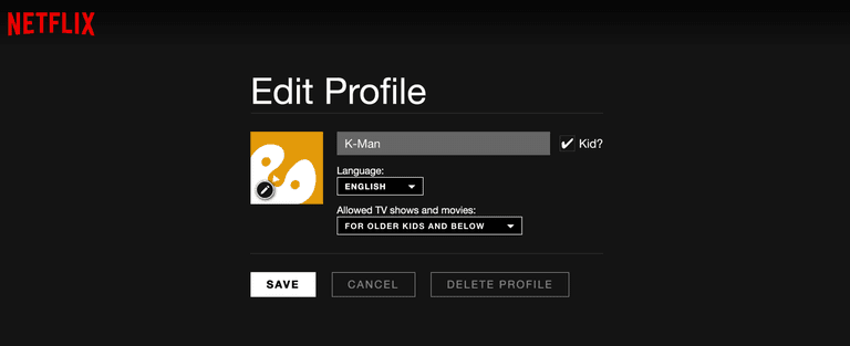 how to add family sharing to netflix