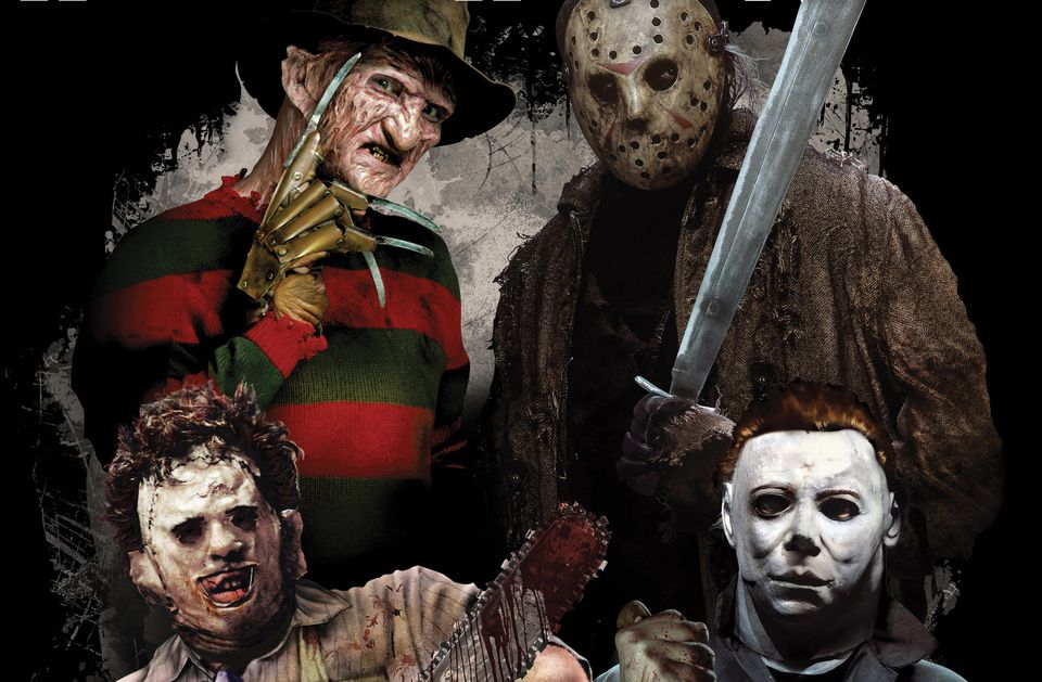 Halloween Horror Nights at Universal Studios Hollywood