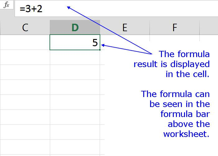 Excel Formula Basics