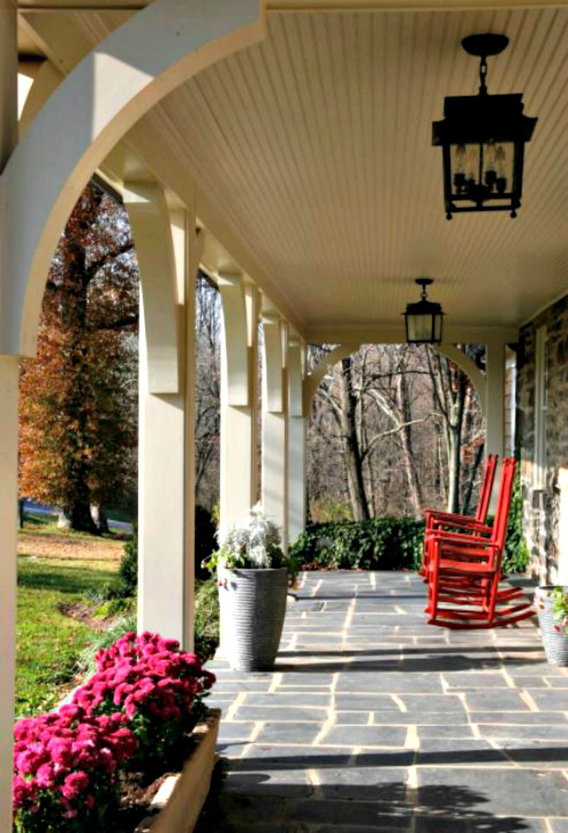 home porch design. Anne Gummerson 50 Porch Ideas for Every Type of Home