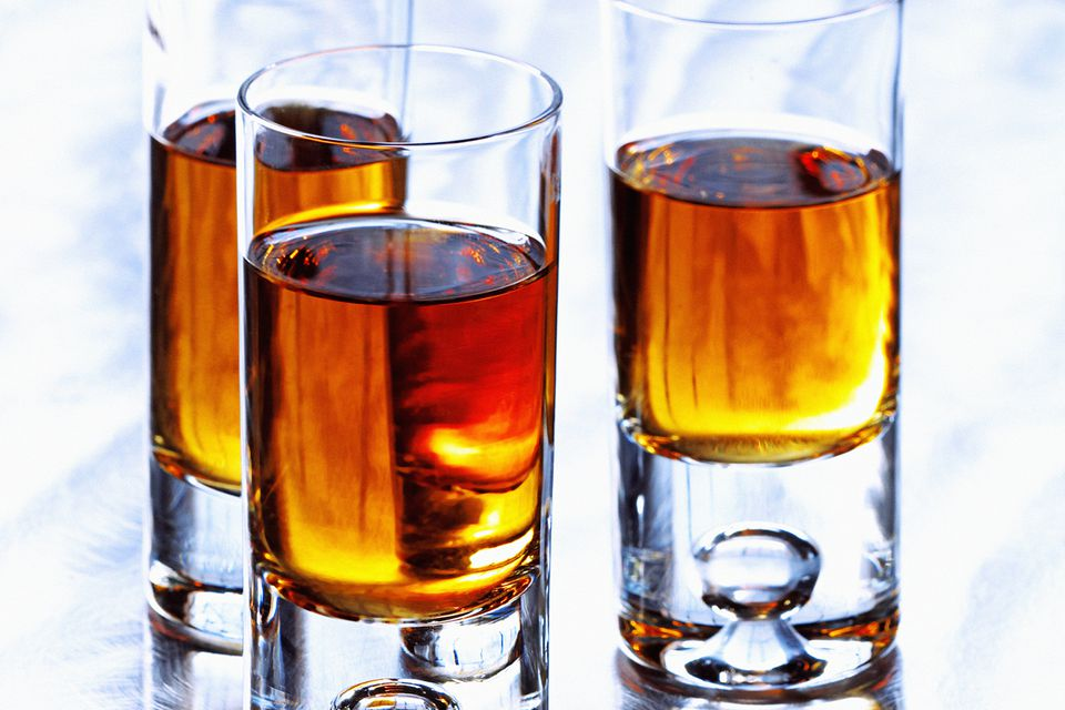 Peanut Butter and Jelly Shooter
