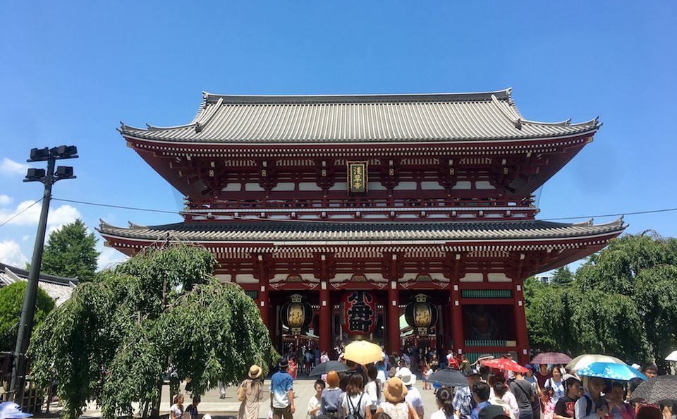 Walk Japan Tours