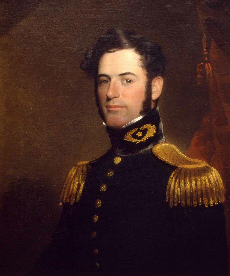 Robert E. Lee, portrait