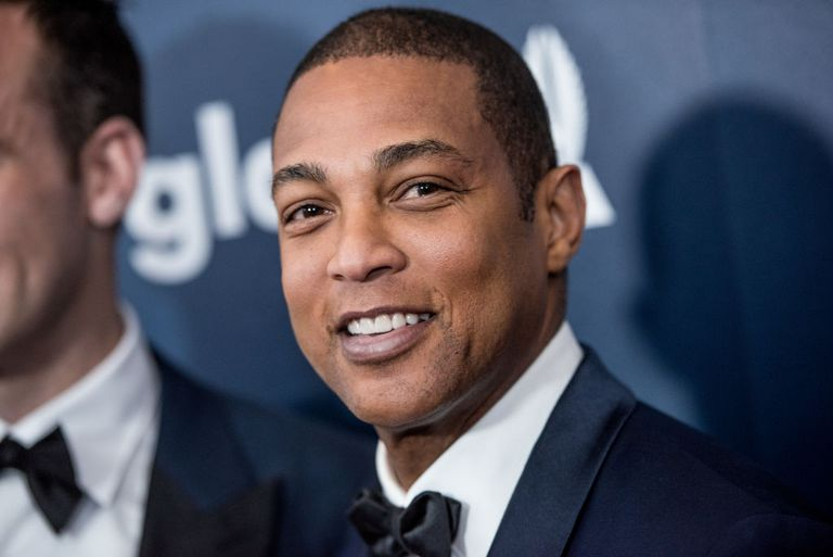 CNN anchor and presenter Don Lemon attends the 28th Annual GLAAD Awards at New York Hilton Midtown on May 6, 2017 in New York City.