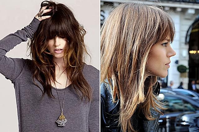 A slideshow of the most amazing shag haircuts the best shag bangs on pinterest urmus Image collections