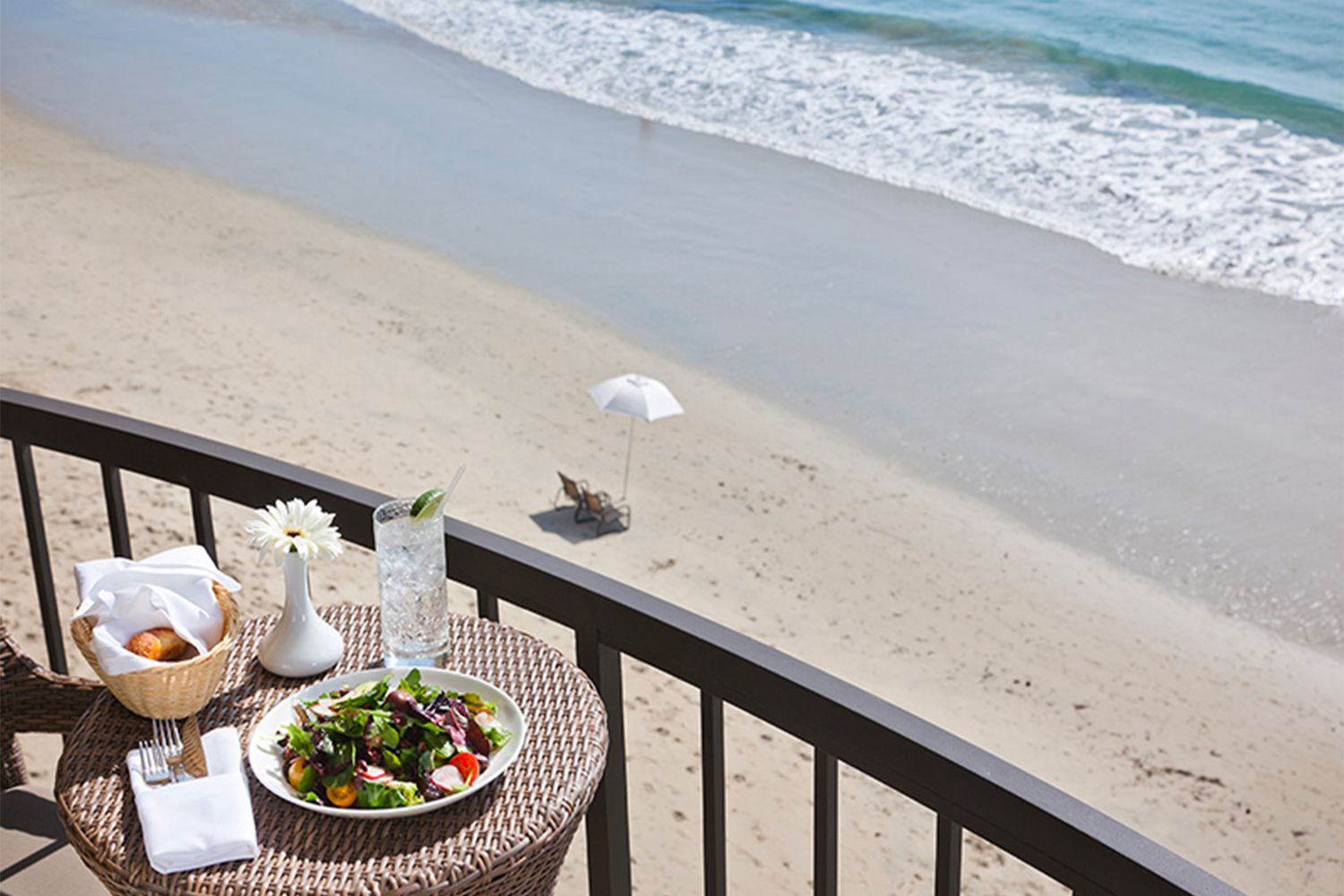 right on the beach californias best beachfront hotels