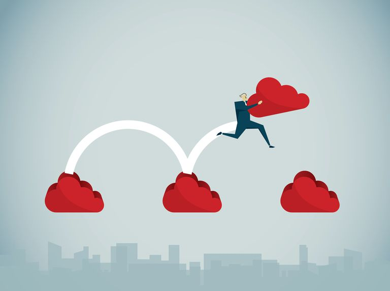 Image representing cloud computing