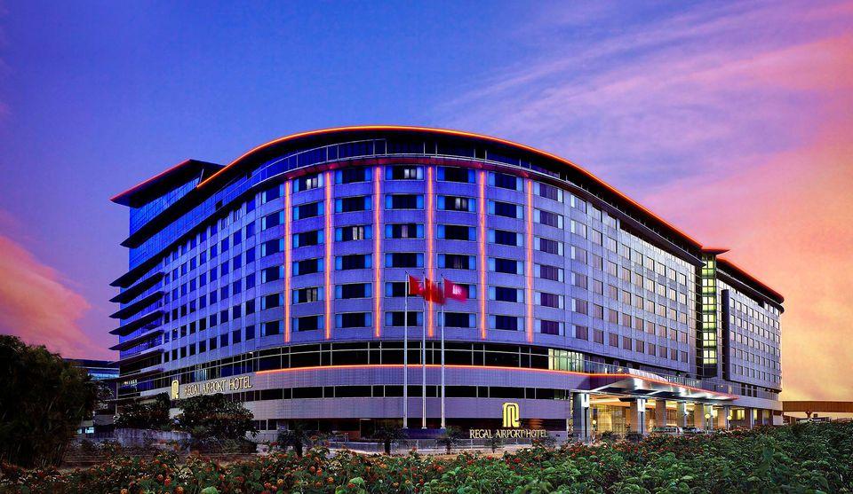 Hong Kong Airport - Regal Airport Hotel