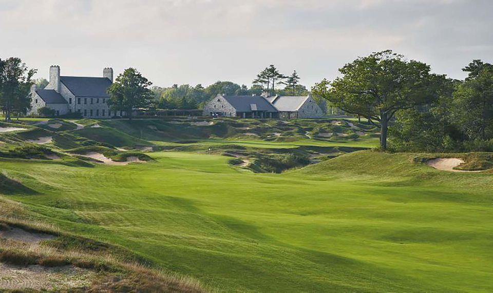 Destination Kohler Whistling Streights, Golf Course