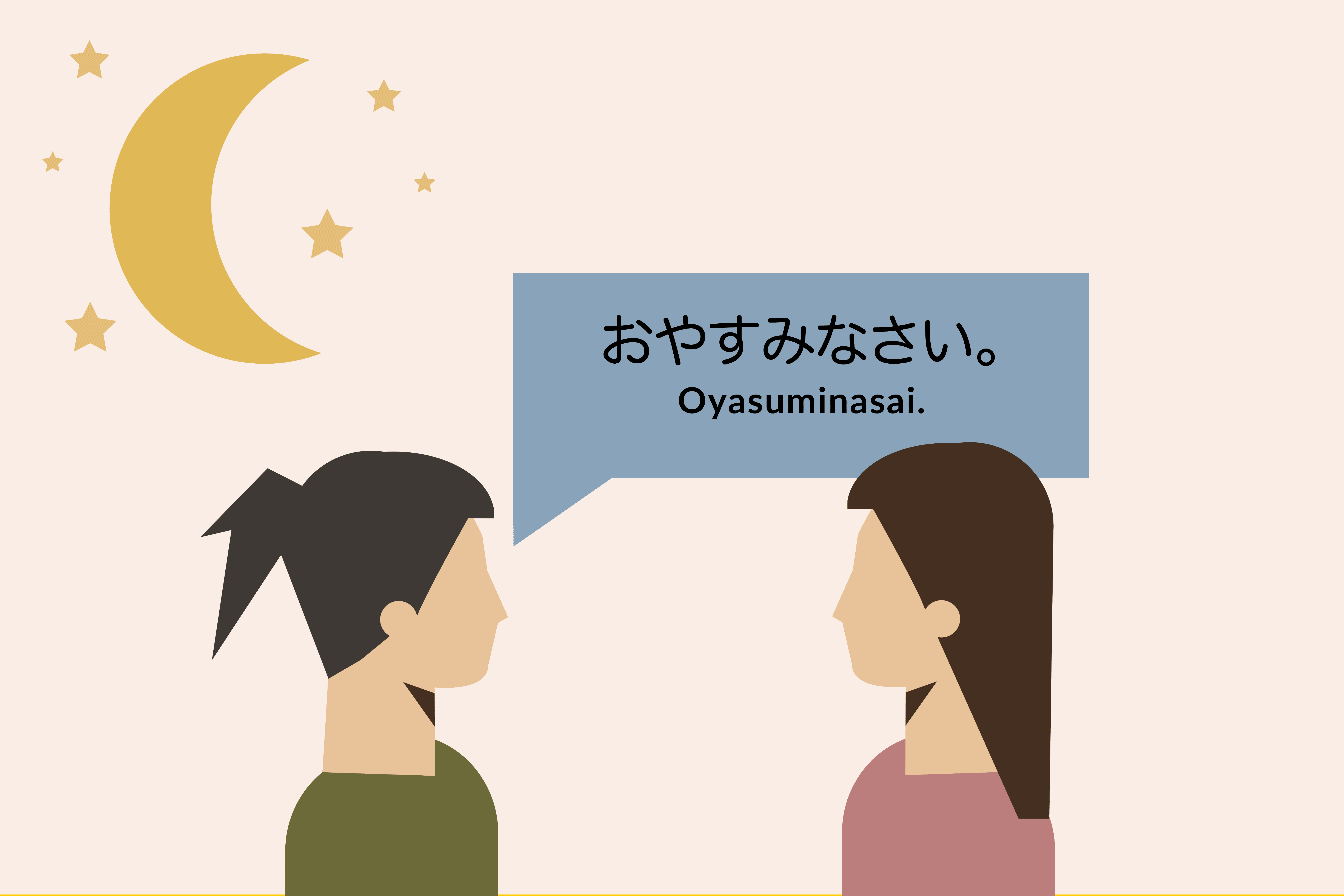 Learn to say good morning ohayou in japanese how to say good night in japanese biocorpaavc
