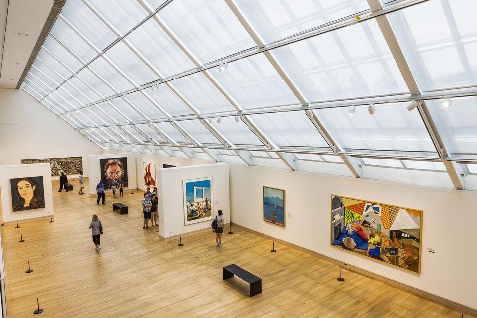 Metropolitan Museum of Art in Manhattan