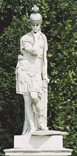 Quintus Fabius Maximus Verrucosus - Cunctator (Schloss Schönbrunn, Vienna)