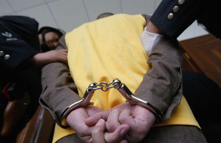 Sentencing Of Gang Criminals In Sichuan Province
