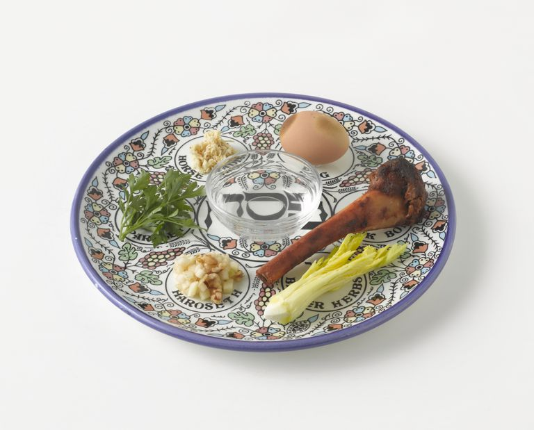 Passover Seder Dishes