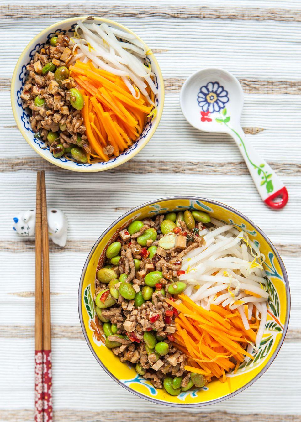 Zhajiangmian recipe